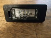 E91 - Kennzeichenbeleuchtung hinten