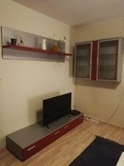 Moderne 3 teilige Wohnwand