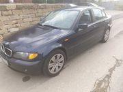 BMW e46 Limousine