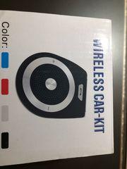 Wireless Car Kit Freisprecheinrichtung