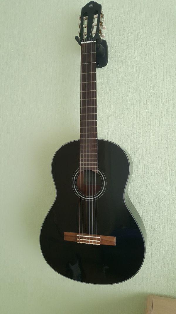 Konzertgitarre Yamaha C40BL