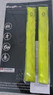 2 Sicherheits- Reflektorbänder