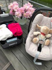 Reserviert - Maxi-Cosi Pebble Babysitz mit