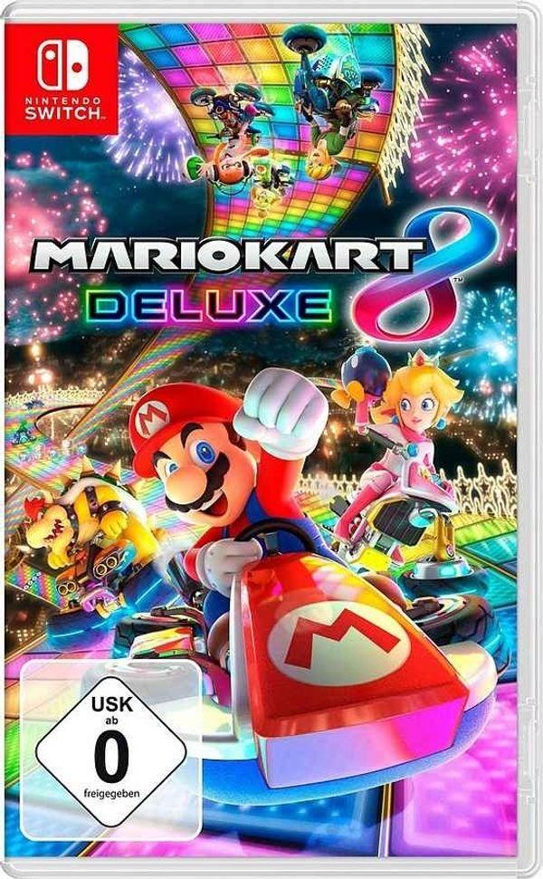 Nintendo Switch Account (mit diversen Spielen)
