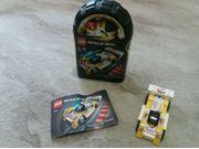 Lego Racers 8131 Raceway Rider