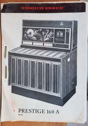 Technische Hinweise für eine Musikbox