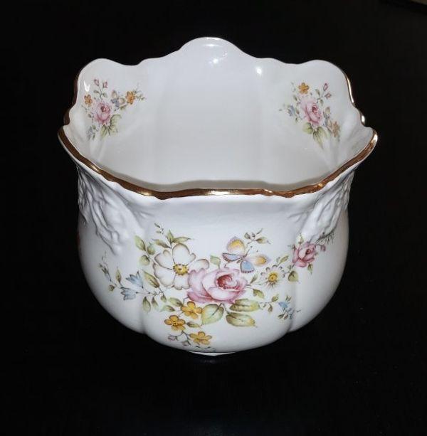 Norcroft fine bone china made