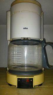 Kaffee-Filtermaschine