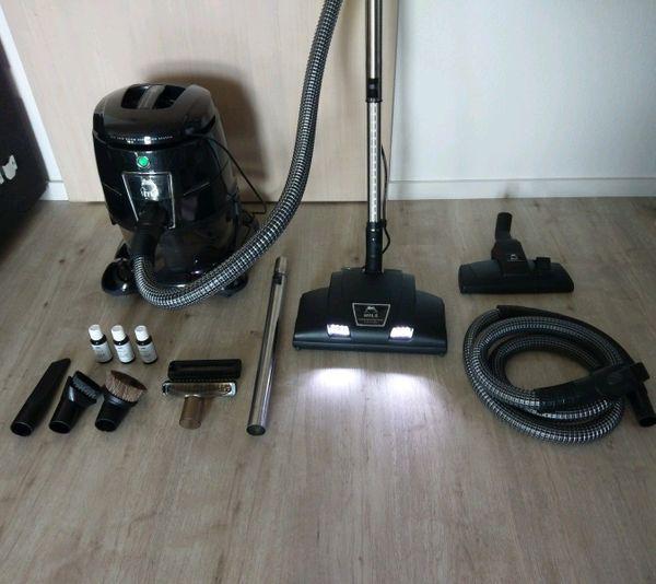 HYLA GST Staubsauger mit Elektrobürste