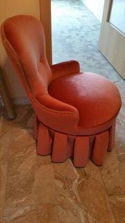 gepolsterter Sessel