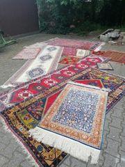 Teppiche - gegen Gebot