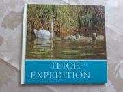 Schule Buch Teich Expedition ab