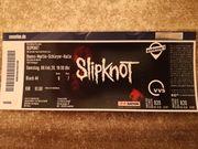 Ticket Slipknot Sitzplatz 08 02