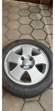 4 Alufelgen für Ford Fiesta