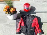 Verschenke Motorradkleidung