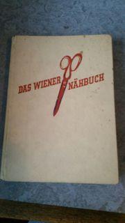 altes Nähbuch Das Wiener Nähbuch