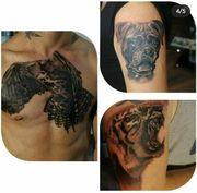 Tattoo Tattoostudio Realistic Künstler freie