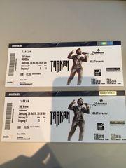 TARKAN Konzertkarten für die SAP