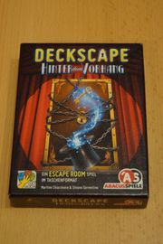 Deckscape - Hinter dem Vorhang Exit