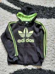 Adidas Pullover Jacke Gr M