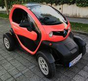 Renault Twizy Elektro Fahrzeug