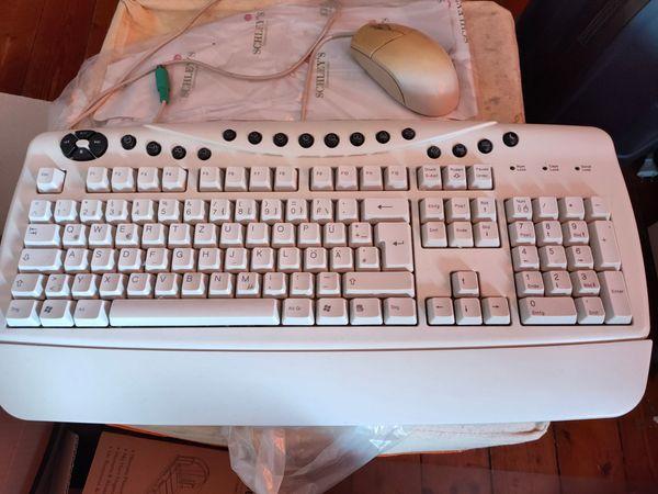 PC Tastatur Hyrican zu verkaufen