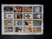 Briefmarken aus dem Arabischen Raum
