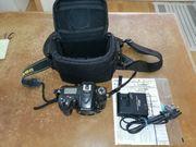 Nikon d7100 mit Sigma 105