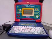 Kinder Spiele und Lerncomputer