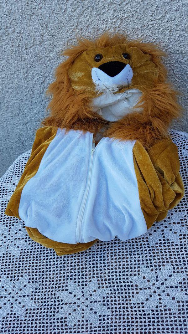Kinder-Faschingskostüm Löwe von Fries Partychic