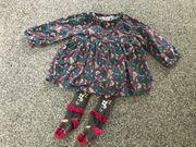 Set Baby Mädchen Kleid und