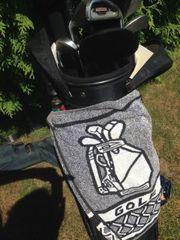 Golfausrüstung komplett