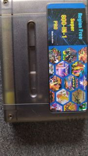 Super Nintendo SNES Spielesammlung