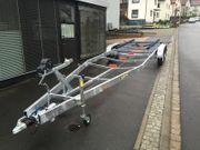 Bootstrailer 3500kg 3 5t mit