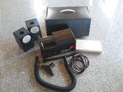 ATRIX Toner Staubsauger für Laserdrucker