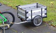 Roland Big M Fahrrad Anhänger