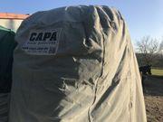 CAPA Schutzhaube für Pferdeanhänger Böckmann