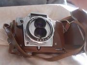 Alte Fotoapparat von AGFA