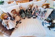 Wunderschöne hochwertige Porzellanpuppen Puppen Porzellan