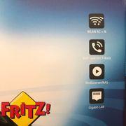 Fritz Box Homeserver