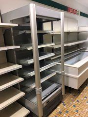 Lebensmittelgeschäfts Auflösung Kühlregal zu verkaufen