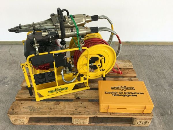 Weber Hydraulik V45 L Rescue