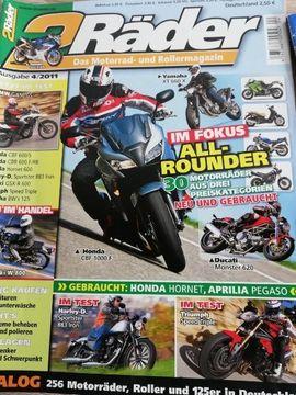 Das Motorrad und Rollermagazin: Kleinanzeigen aus Dornbirn - Rubrik Motorräder Verschiedenes