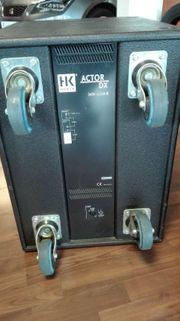 Musikanlage PA-Anlage HK-Actor DX aktiv