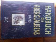 Verkaufe Handbuch des Aberglaubens