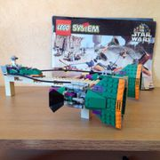 3 Star Wars Raumschiffe Lego-System