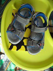 Neue Sandalen von Lurchi Jungen