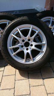 Neuwertig original Mercedes-Benz Winterkomplett Räder