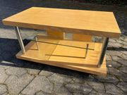sehr schönes TV-Reck Tisch Regal