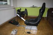 Playseat Racing Stuhl Logitech Lenkrad